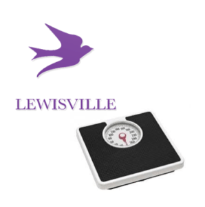 Lewisville weighing in