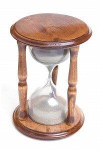 hourglass-sand